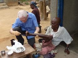 Pro volunteer in Ghana