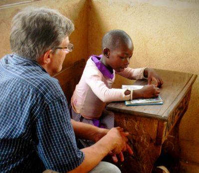 Read and feed in Ghana