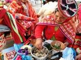 Volunteers in Peru Celebrate World Food Day