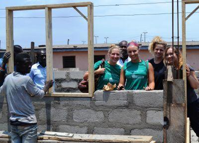 Volunteering in Ghana
