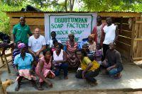 Projects Abroad Microfinance Project helps kick-start a local soap factory in Ghana