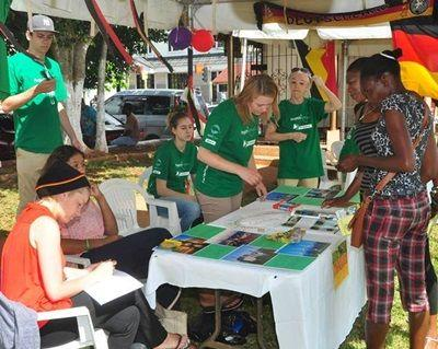 Volunteer in Jamaica