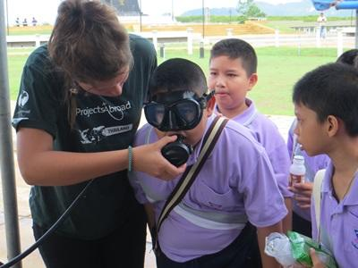 Environment Day in Thailand