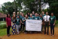 Medicine volunteers help run Medical Outreach Programmes in Sri Lanka