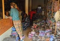 Volunteer donates clothes to over 100 talibé children in Senegal