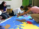 World map project