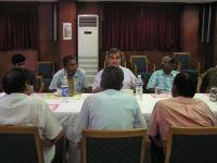 Doctors & Staff Meeting