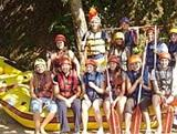 Volunteers get Wet and Wild White Water Rafting in Sri Lanka