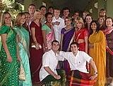 Wedding Celebrations for Sri Lanka Staff and Volunteers