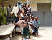 Volunteer project in Senegal