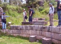 Inca site visit