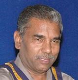 OBITUARY - C. N. Rajendran, Director for India