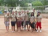 Students Promote Sports at Indian Orphanage