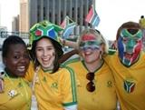 Volunteers Join the Soccer Fever in South Africa!