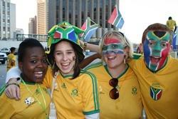 World cup spirit