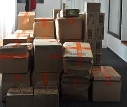 Mystery Parcels Delivered to Projects Abroad Romania