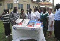 Projects Abroad Makes Donation to Ghanaian Hospital