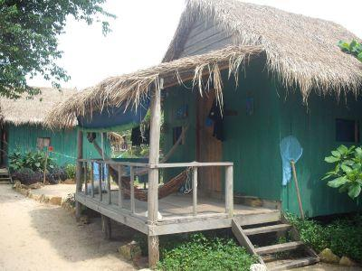 Conservation accommodation in Cambodia