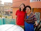 On her way to becoming a physician's assistant, Shannon Casey sees the diversity of humanity in Nepal