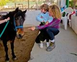 Occupational Therapy student Gains Experience on Equine Therapy in Argentina
