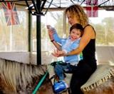 Occupational Therapy student gains experience in Equine Therapy in Argentina
