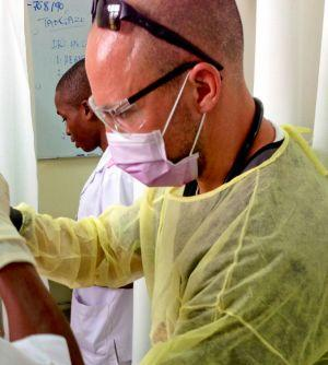Nursing student explores global health