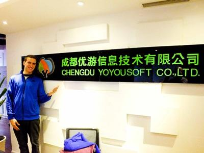 Loyola University students gains Business Experience in China