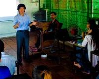 Professional Business Consultant volunteers for 6 months in Cambodia