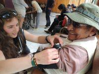 Volunteers in Bolivia Embrace World Heart Day