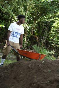 Ian's Story: New York Student spends Summer Vacation Volunteering