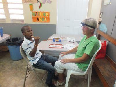 Many children in Jamaica don't have access to dentists