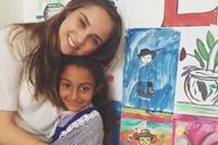 Volunteer Raises Funds to Help Children in Romania