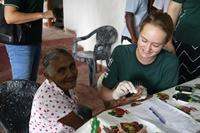 High School Special medical volunteers assist over 1,000 Sri Lankans through outreach programs
