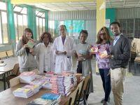 Projects Abroad donates 250 books to two public schools in Ethiopia