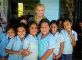 Journées Découverte, nouvelle brochure, nouvelles missions aux Samoa et en Tanzanie, vidéos Cambodge et Pérou, portrait de volontaire au Népal - Projects Abroad Newsletter Février 2014