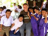 Vœux 2014, projet médical Massaï, vidéo danse en Bolivie, écovolontariat aux Fidji, témoignage - Projects Abroad Newsletter – Janvier 2013