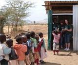 Salon des solidarités Paris, santé publique et nutrition, plans d'action écovolontariat, nouvelles vidéos, témoignages du Ghana - Projects Abroad Newsletter Mai 2014