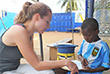 Opening doors to educational resources in Ghana and Tanzania