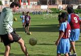 Volunteers: Help us with Soccer Development!