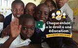Chaque enfant a le droit à une éducation