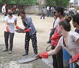 Programme de reconstruction au Népal- Besoin de volontaires