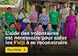 Nos volontaires réagissent face aux dommages causés par le cyclone Josie aux Fidji