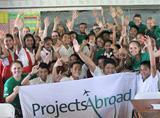 Projects Abroad vous souhaite une bonne année et d'excellentes vacances!