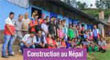 Des projets qui évoluent au Népal et au Ghana