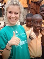Vacanze estive, campi umanitari e corsi di lingua - Newsletter aprile n.1/2014