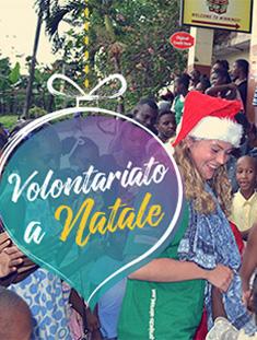 Volontariato Internazionale a Natale - Newsletter Novembre 2017