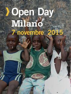 Open Day – Milano, 7 novembre: prenota il tuo posto! - Newsletter Settembre 2015