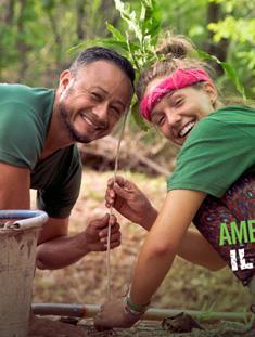 Ambientiamoci- Volontariato Ambientale nel mondo - Newsletter Settembre 2016