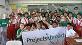 Projects Abroad tackar för ett fantastiskt år!