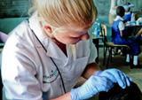 Praktisera inom sjukvården i ett utvecklingsland med